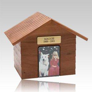 K-9 Cottage Dog Cremation Urn