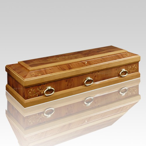 donnam wood caskets