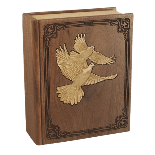 Dove Cremation Urn