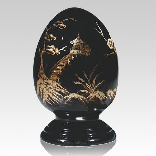 Dages Egg Cremation Urn