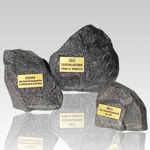 Garden Pet Cremation Rocks