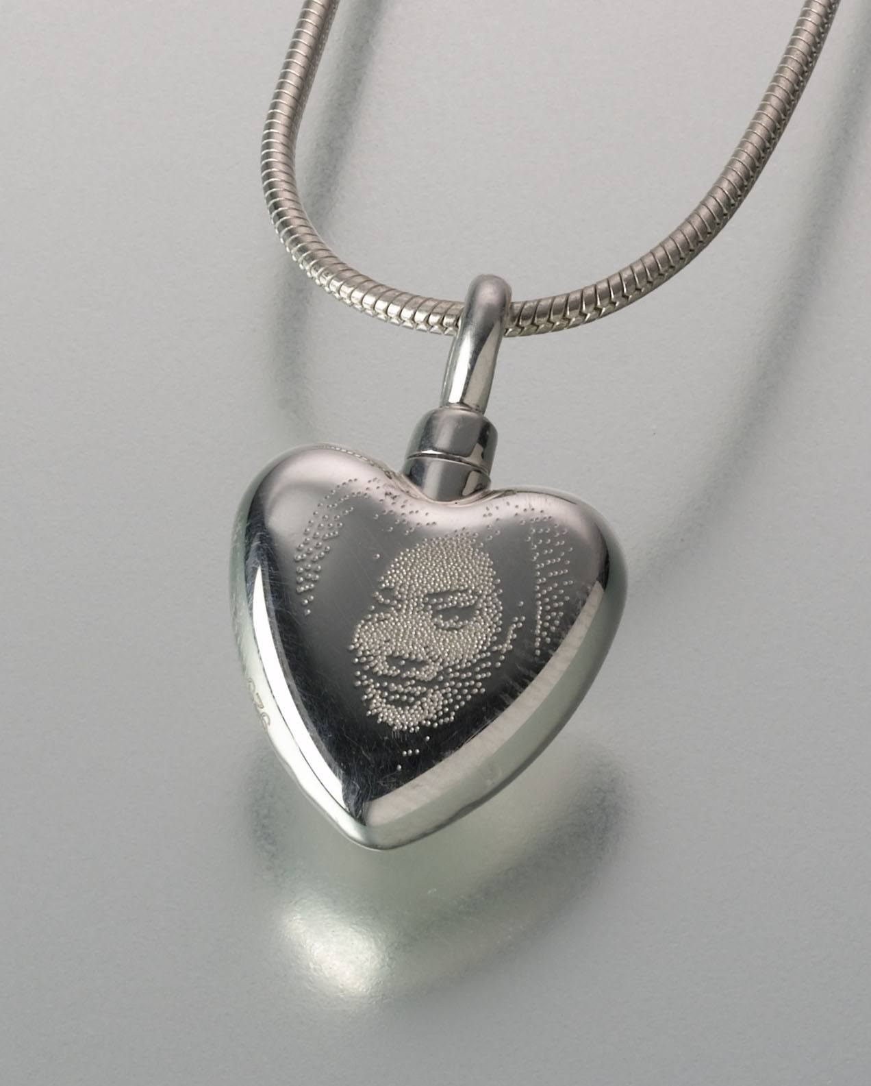 heart products catalog jewelry pendant bracelet petite funeral ashes cremation