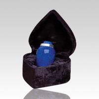 Pre Need Cobalt Cremation Urn