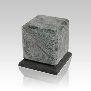 Grande Vert Jade Granite Medium Urn