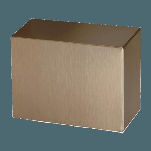 Laudation Patriot Wood Cremation Urn