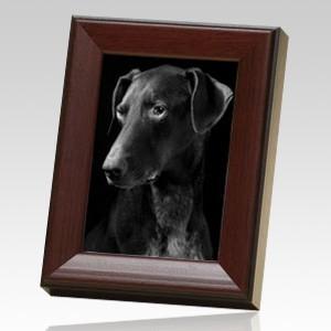 Legacy Photo Frame Pet Cremation Urn