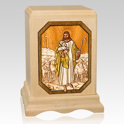 Lord is my Shepherd Cremation Urn III