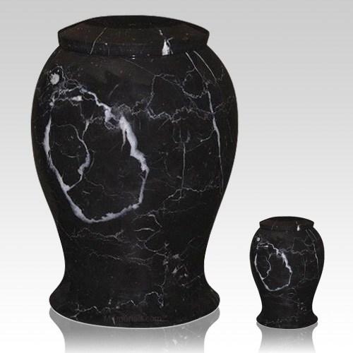 Lotus Marble Cremation Urns
