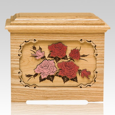 Madeline Wood Cremation Urn