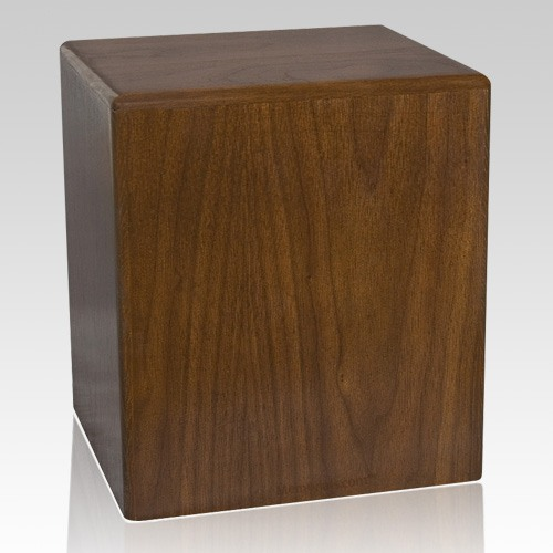 Austin Wood Cremation Urn