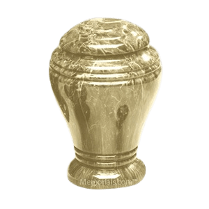 Majestic Marble Cremation Urn III
