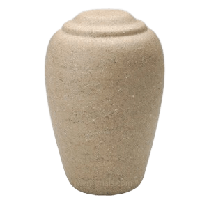 Grecian Catalina Stone Cremation Urns