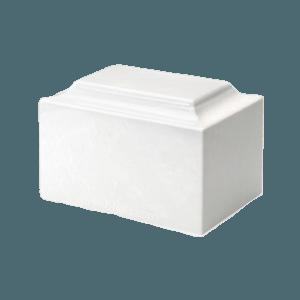 White Marble Medium Urn
