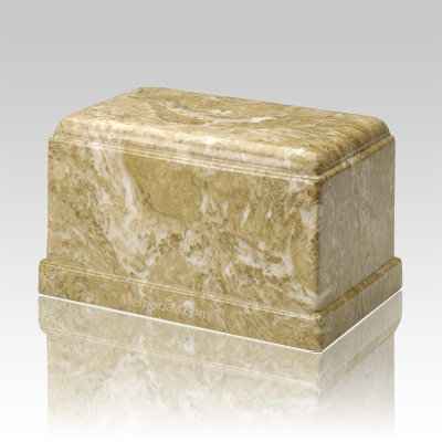 Olympus Neptune Marble Cremation Urn