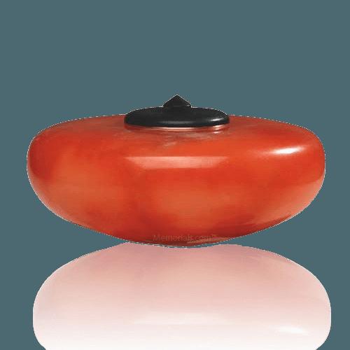 Monterey Marble Cremation Urn