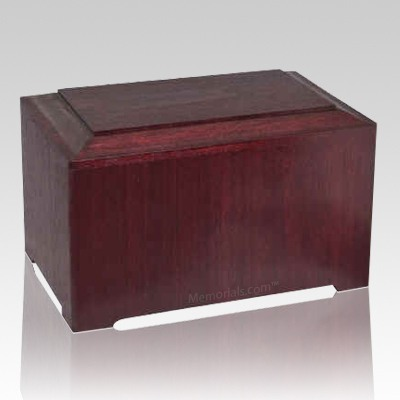 Marquis Rosewood Wood Urns