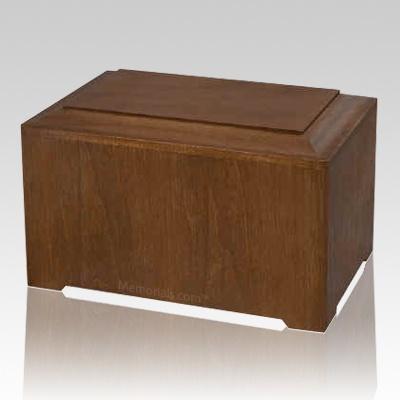 Marquis Walnut Wood Urns