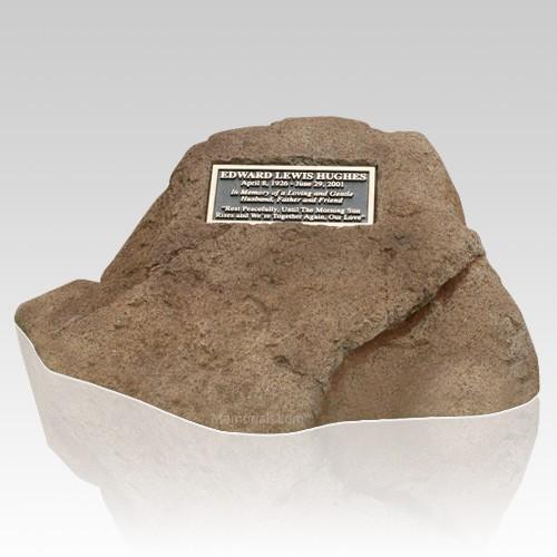 Eternity Pet Cremation Rock