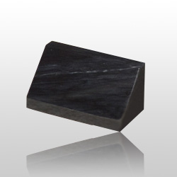 Black Marble Pet Easel