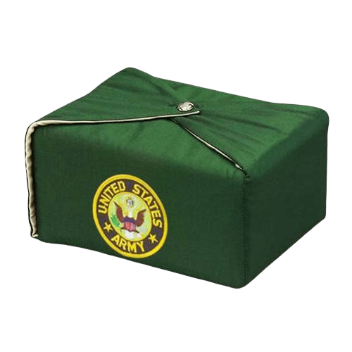 Hunter Military Wrap Cremation Urn