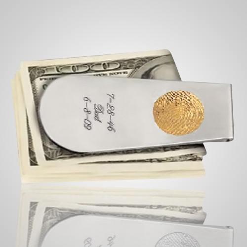 Pet Money Clip Print Keepsakes