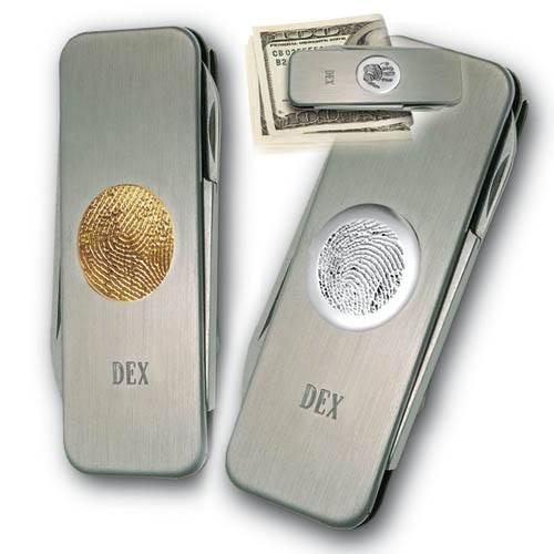 Money Clip Print Keepsakes