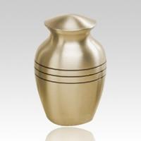 Gold Infant & Children Cremation Urns