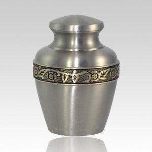 Avalon Pewter Child Cremation Urn