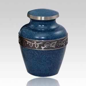 Avalon Blue Child Cremation Urn