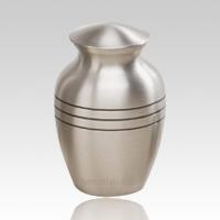Silver Infant & Children Cremation Urns