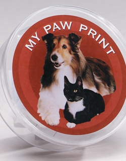 Paw Prints Forever