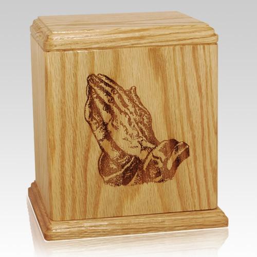 Prayer Cremation Urn