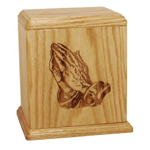 Prayer Cremation Urn