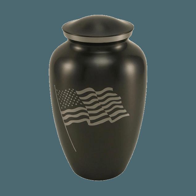 Noble Flag Cremation Urns