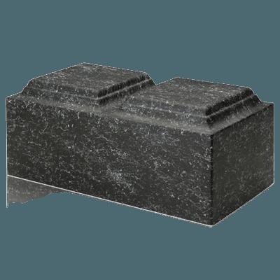 Nocturne Stone Companion Urn