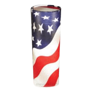 Patriot Scattering Small Biodegradble Urn