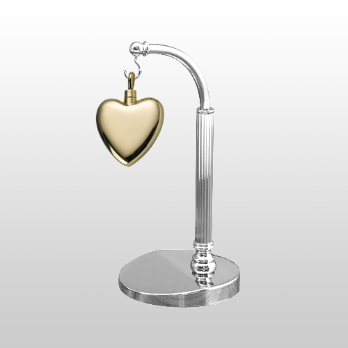 Silver Pendant Hanging Stand