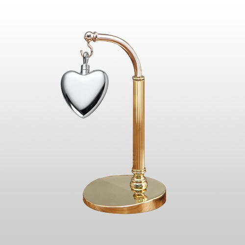 Gold Half Pet Pendant Stand