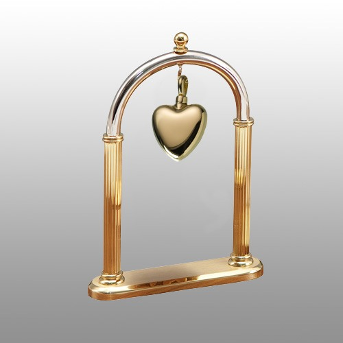 Gold Full Pet Pendant Stand