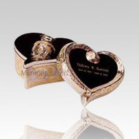 Pet Gold Keepsake Cremation Urn
