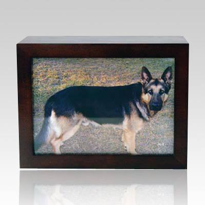 Large Photo Frame Cremation Urn