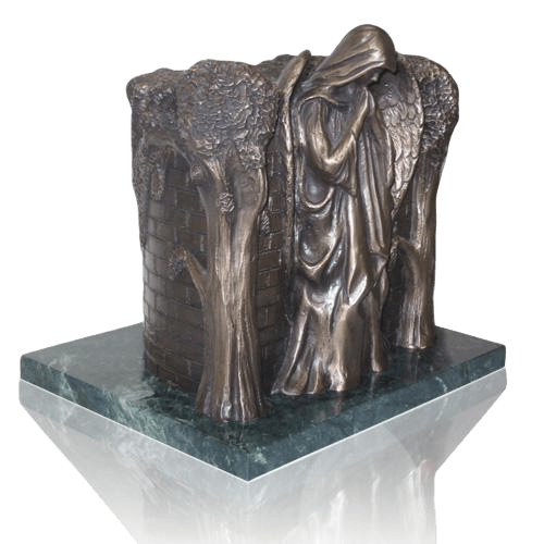 Praying Angel Cremation Urn