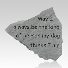 May I Always Be the Kind Of Person Rock