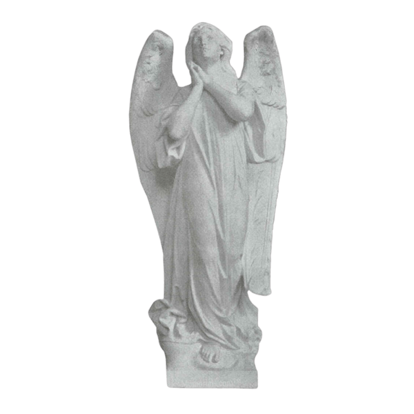 Holy Prayer Granite Statue