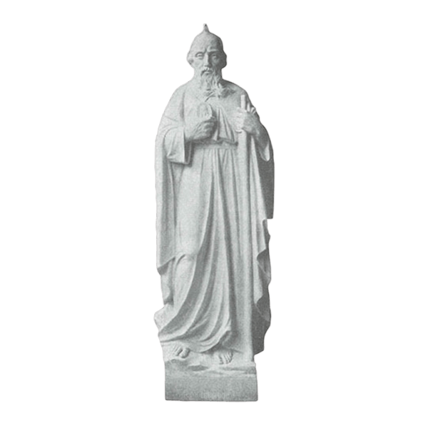 St. Jude Marble Statue