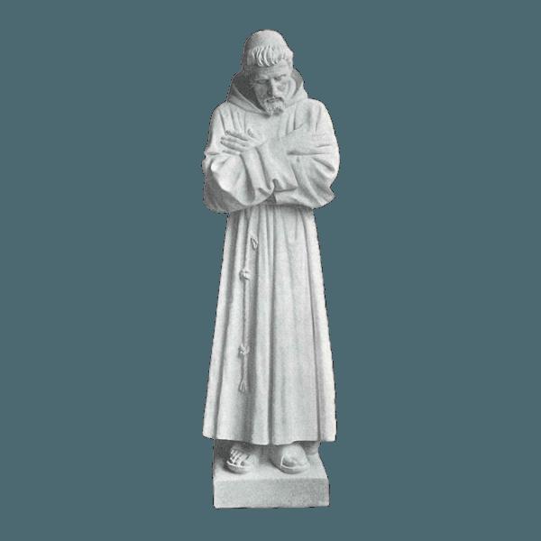 Francesco Marble Statue
