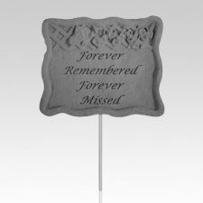 Forever Remembered Garden Stake