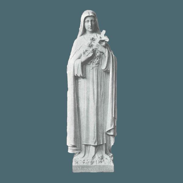 Doctor Of The Church Granite Statue