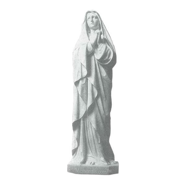 St. Mary Magdalen Marble Statue