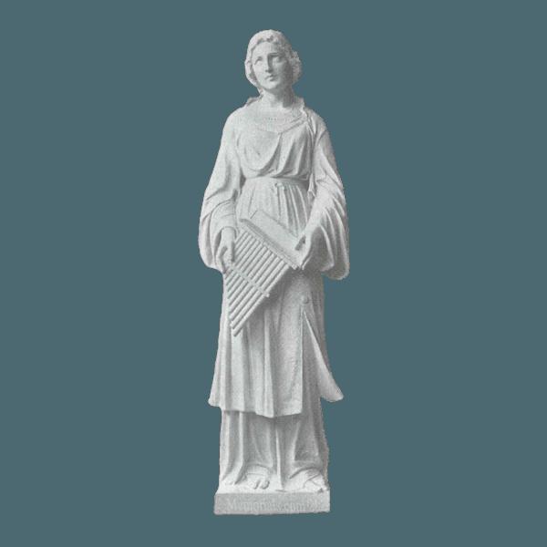 St. Cecilia Granite Statue I